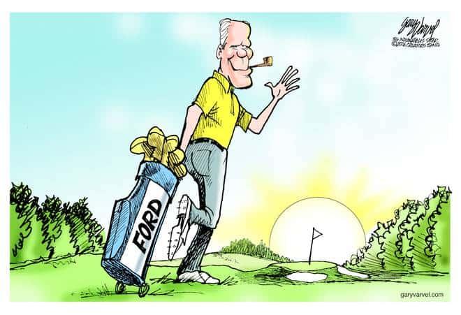 Editorial Cartoons by Gary Varvel - gv1228cd - 28 December 2006