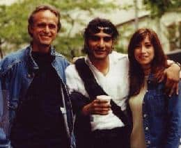 Carson Grant, Emad Beshay and Lisa Regina