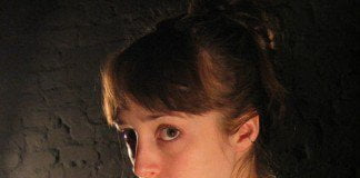 Cara Francis as Claire, a white raven and rebellious young artist
