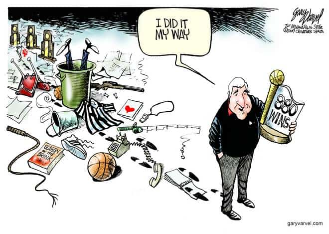 Editorial Cartoons by Gary Varvel - gv20070103cd - 03 January 2007