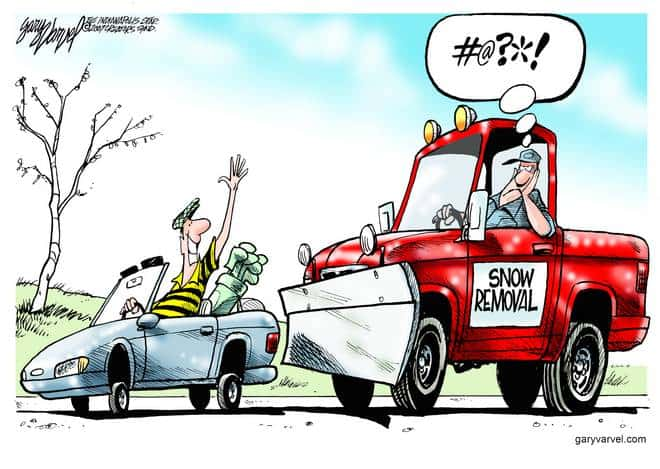 Editorial Cartoons by Gary Varvel - gv20070108cd - 08 January 2007