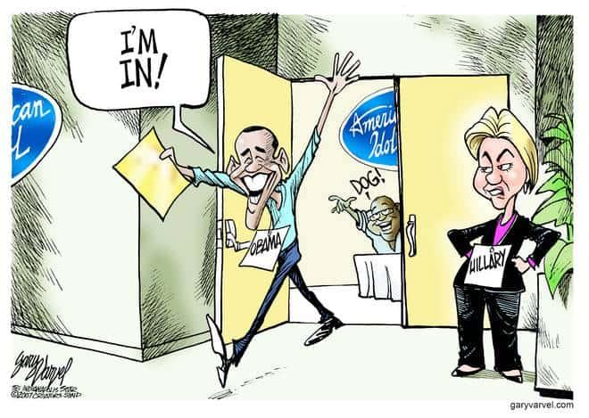 Editorial Cartoons by Gary Varvel - gv20070118cd - 18 January 2007