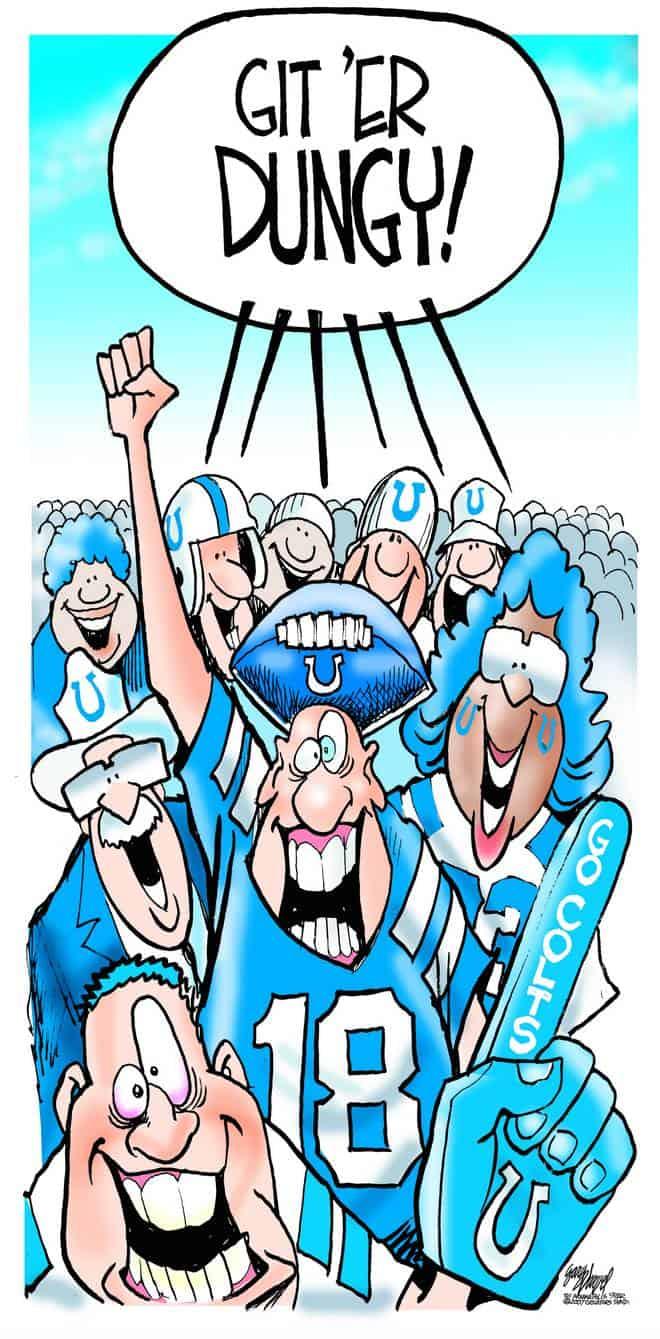 Editorial Cartoons by Gary Varvel - gv20070124cd - 24 January 2007