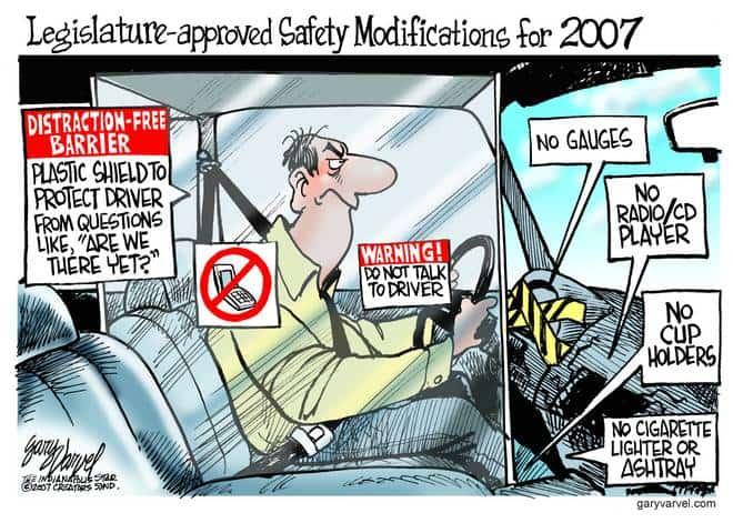 Editorial Cartoons by Gary Varvel - gv20070130cd - 30 January 2007