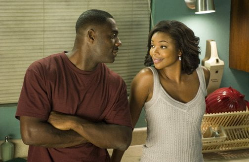 Idris Elba and Gabrielle Union