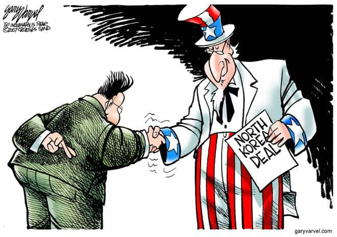Editorial Cartoons by Gary Varvel - gv20070215cd - 15 February 2007
