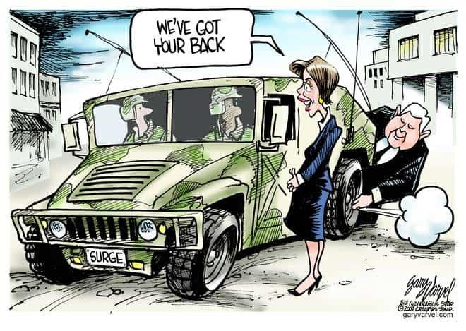 Editorial Cartoons by Gary Varvel - gv20070216cd - 16 February 2007