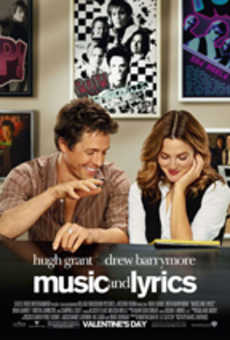 Music and Lyrics movie poster