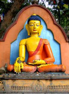 BuddhaSwayambhu