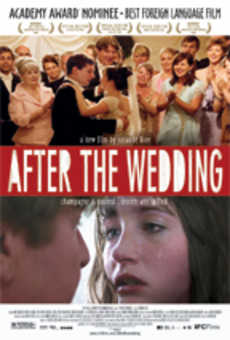 After the Wedding poster