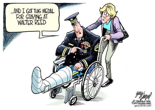 Editorial Cartoons by Gary Varvel - gv20070306cd - 06 March 2007