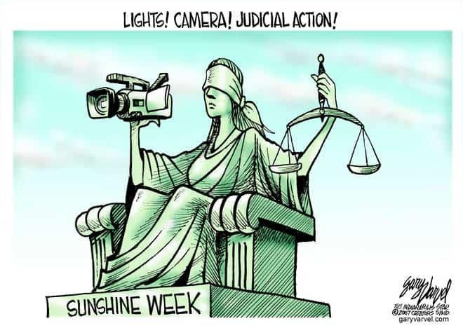 Editorial Cartoons by Gary Varvel - gv20070315cd - 15 March 2007