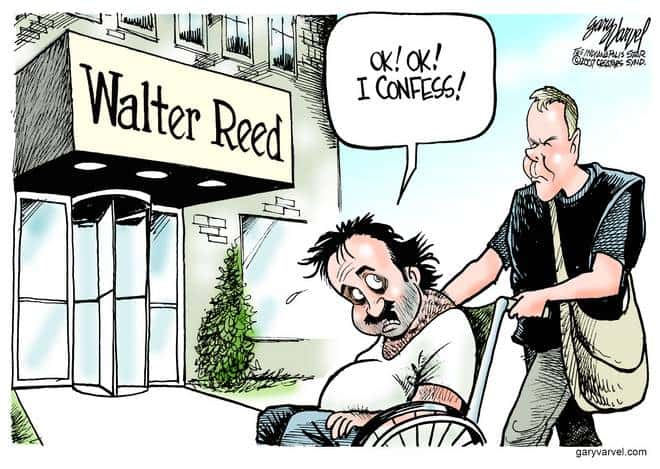 Editorial Cartoons by Gary Varvel - gv20070316cd - 16 March 2007