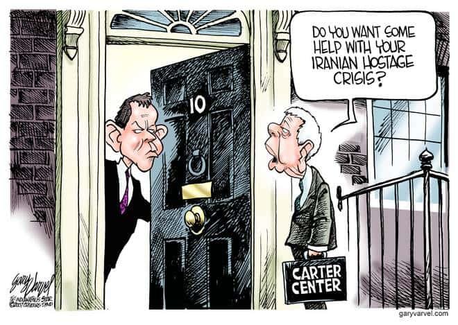 Editorial Cartoons by Gary Varvel - gv20070328cd - 28 March 2007