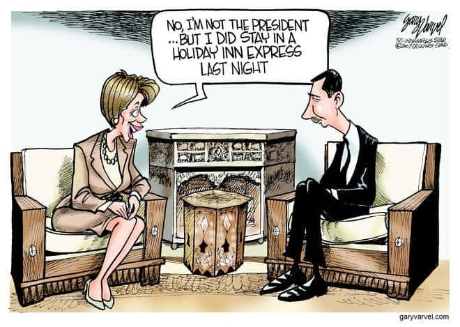 Editorial Cartoons by Gary Varvel - gv20070406cd - 06 April 2007