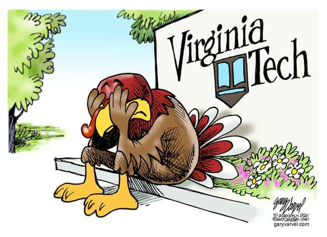 Editorial Cartoons by Gary Varvel - gv20070417cd - 17 April 2007