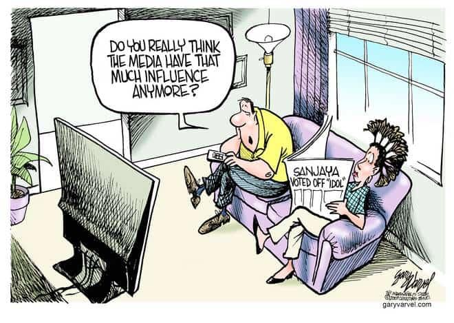 Editorial Cartoons by Gary Varvel - gv20070420cd - 20 April 2007