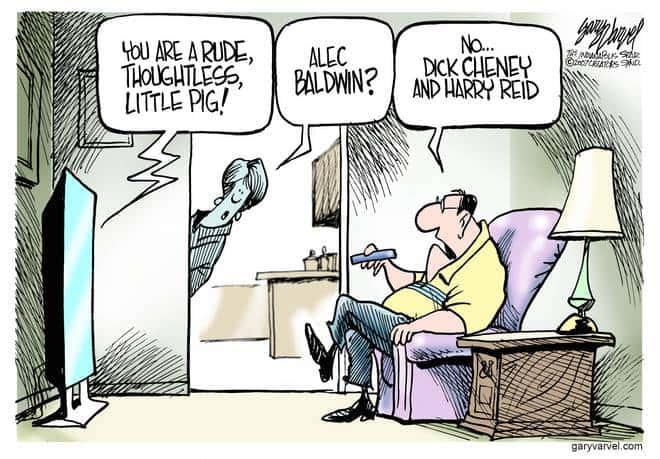 Editorial Cartoons by Gary Varvel - gv20070430acd - 30 April 2007