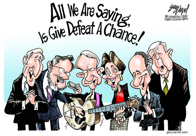 Editorial Cartoons by Gary Varvel - gv20070430bcd - 30 April 2007