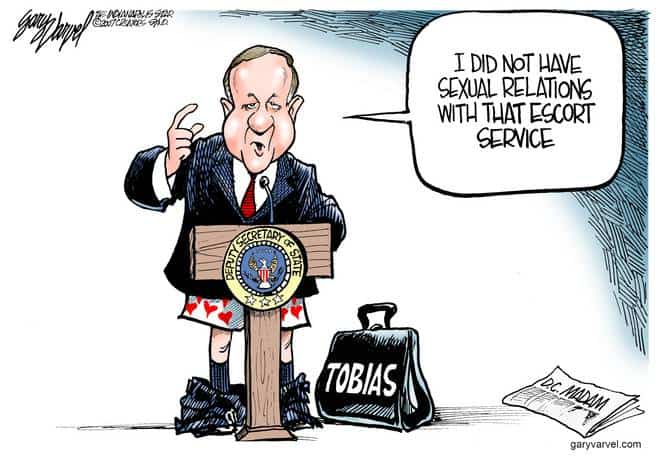 Editorial Cartoons by Gary Varvel - gv20070502cd - 02 May 2007