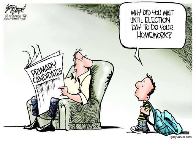 Editorial Cartoons by Gary Varvel - gv20070508cd - 08 May 2007