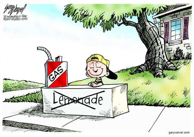 Editorial Cartoons by Gary Varvel - gv20070523cd - 23 May 2007