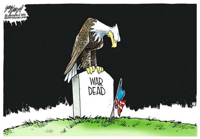 Editorial Cartoons by Gary Varvel - gv20070525acd - 25 May 2007