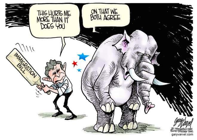 Editorial Cartoons by Gary Varvel - gv20070601cd - 01 June 2007