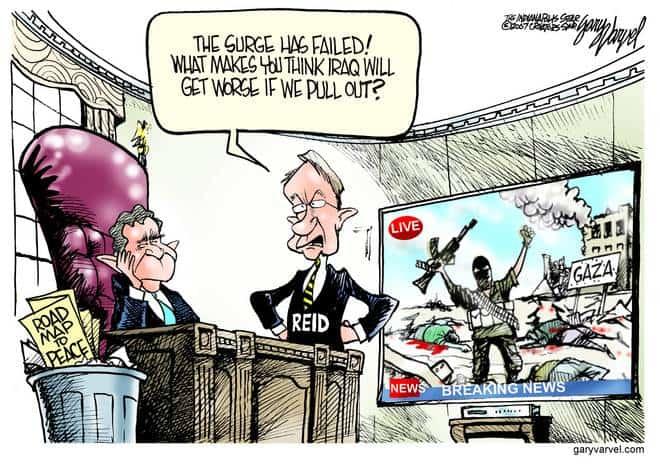 Editorial Cartoons by Gary Varvel - gv20070620cd - 20 June 2007
