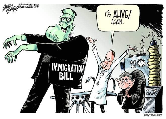 Editorial Cartoons by Gary Varvel - gv20070627cd - 27 June 2007