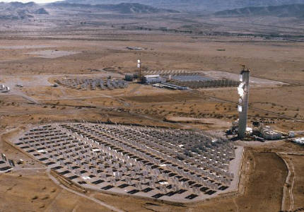 Solar Thermal Central Receiver Systems (SIREC, Spain)