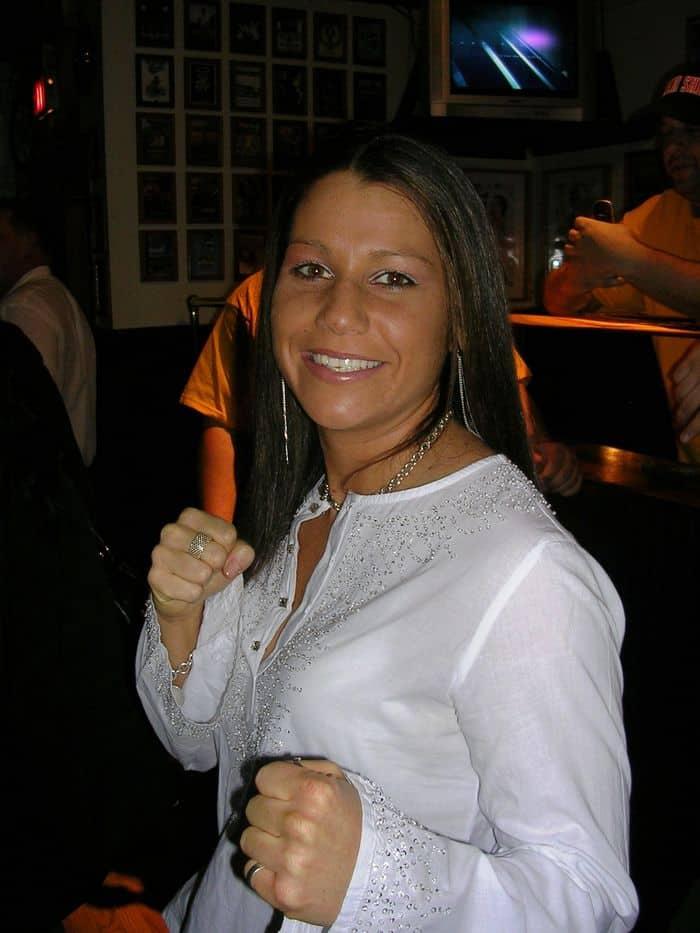 Boxer Maureen Shea