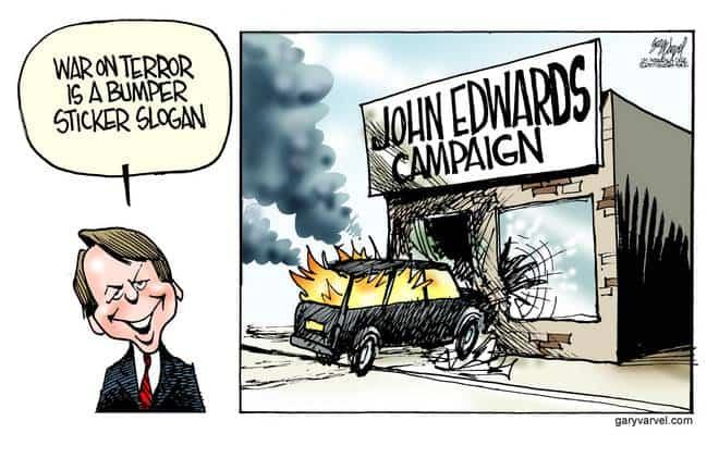 Editorial Cartoons by Gary Varvel - gv20070703cd - 03 July 2007