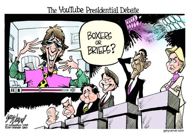 Editorial Cartoons by Gary Varvel - gv20070724acd - 24 July 2007