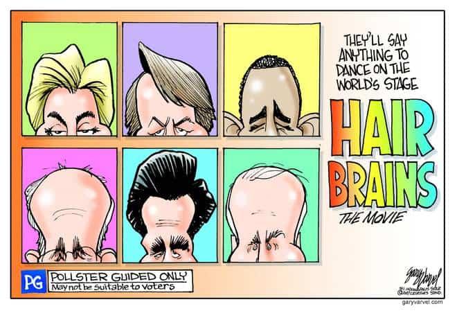 Editorial Cartoons by Gary Varvel - gv20070724bcd - 24 July 2007