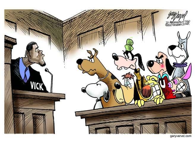 Editorial Cartoons by Gary Varvel - gv20070730bcd - 30 July 2007