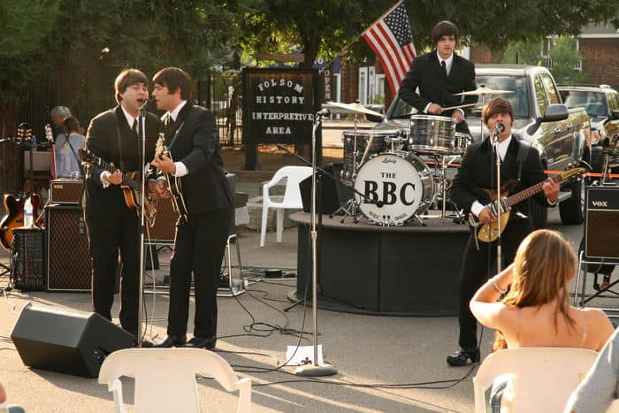 The BBC Fab Four really were fabulous!