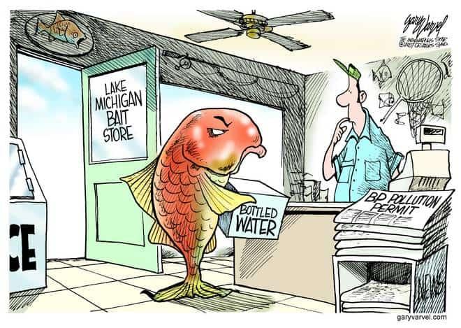 Editorial Cartoons by Gary Varvel - gv20070815cd - 15 August 2007