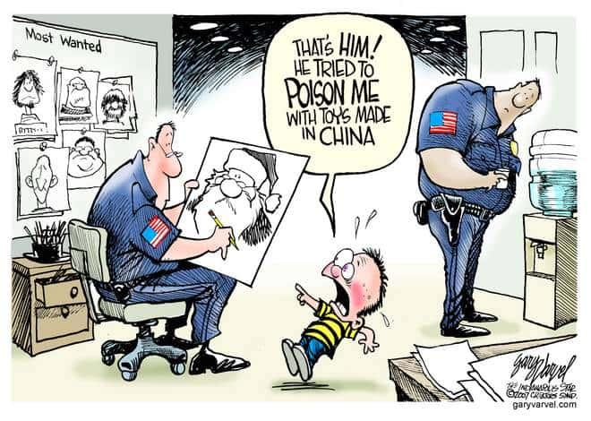 Editorial Cartoons by Gary Varvel - gv20070816cd - 16 August 2007