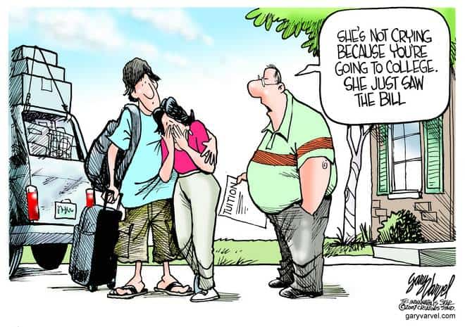 Editorial Cartoons by Gary Varvel - gv20070817cd - 17 August 2007