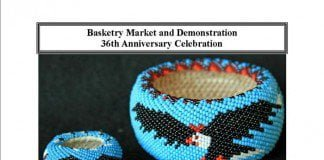 basketry beaded wire