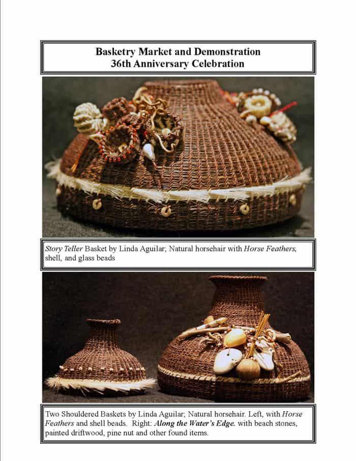 Basketry market aguilar