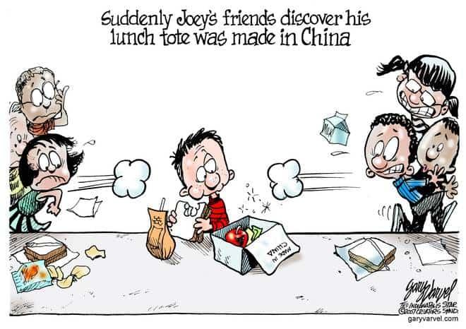 Editorial Cartoons by Gary Varvel - gv20070924bcd - 24 September 2007
