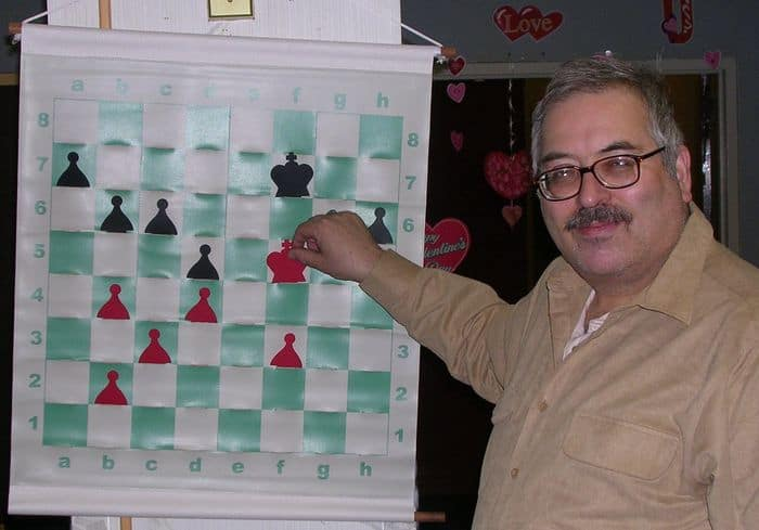 Queens Chess Club analysis with IM Dr. Danny Kopec
