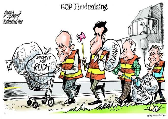 Editorial Cartoons by Gary Varvel - gv20071008acd - 08 October 2007