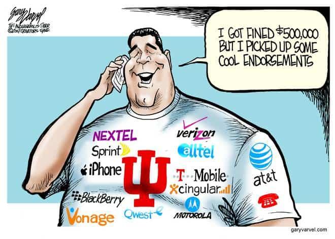 Editorial Cartoons by Gary Varvel - gv20071016cd - 16 October 2007