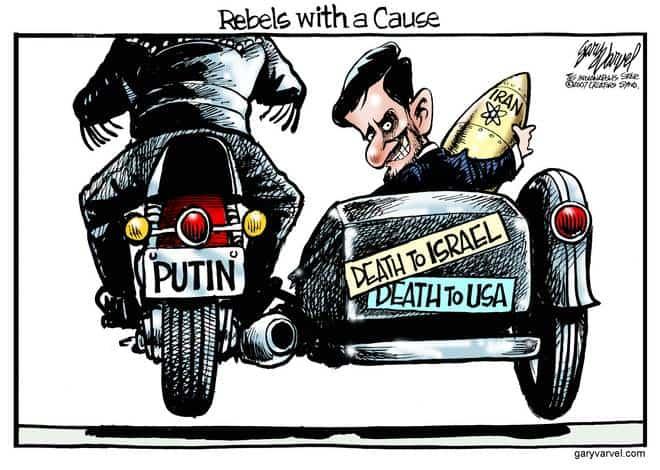 Editorial Cartoons by Gary Varvel - gv20071019cd - 19 October 2007