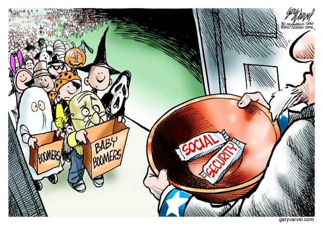 Editorial Cartoons by Gary Varvel - gv20071022cd - 22 October 2007