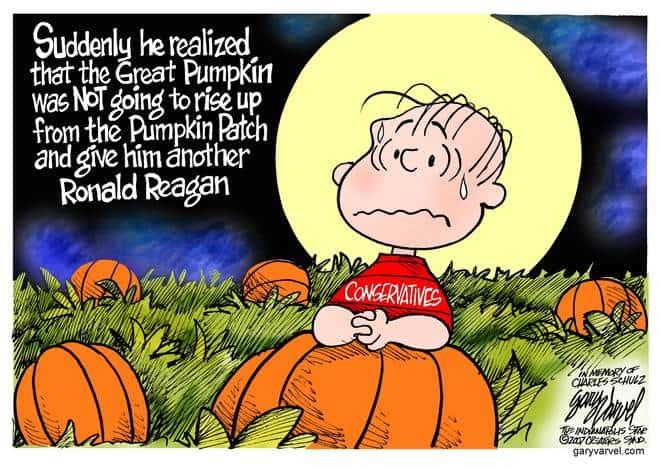 Editorial Cartoons by Gary Varvel - gv20071029acd - 29 October 2007