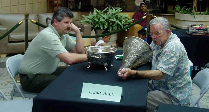 Larry Hull, Twin Bridges Appraisers Panel